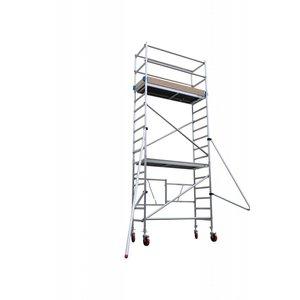 Euroscaffold Vouwsteiger 90x190x5,8m werkhoogte