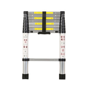 Eurostairs Telescoopladder Flex 2,60 meter met softclose
