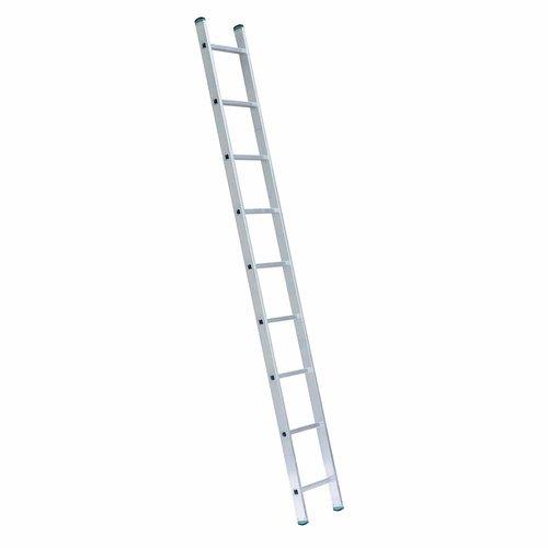 Eurostairs Eurostairs home ladder enkel recht 1x9 sporten