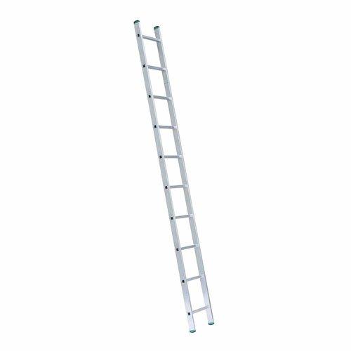 Eurostairs Eurostairs home ladder enkel recht 1x10 sporten