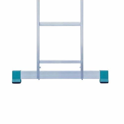Eurostairs Eurostairs home ladder enkel recht 1x14 sporten
