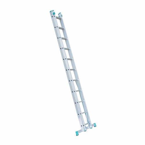 Eurostairs Eurostairs home reform ladder dubbel recht 2x11 sporten