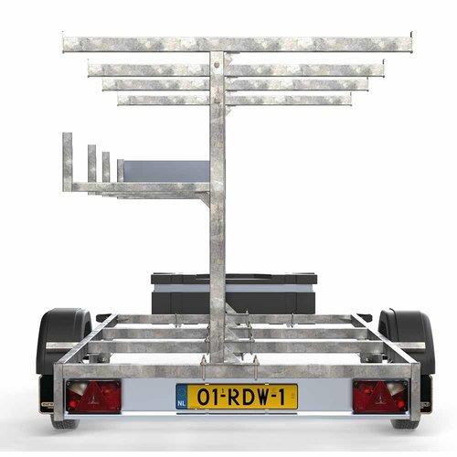 Euroscaffold Steigertransporter 305 model standaard