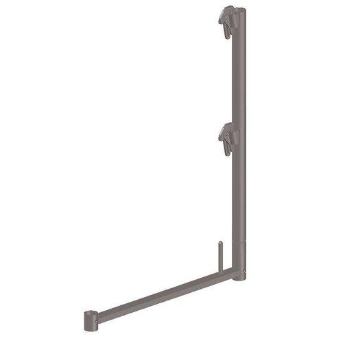 Altrad Quadro Leuingstijl Staal H100 / L73 5,94kg