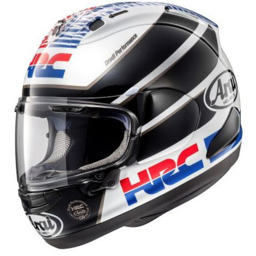 Arai Rx7v Limited Edition HRC