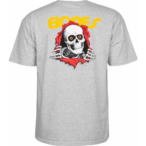 Powell Peralta Ripper T-shirt - Grey