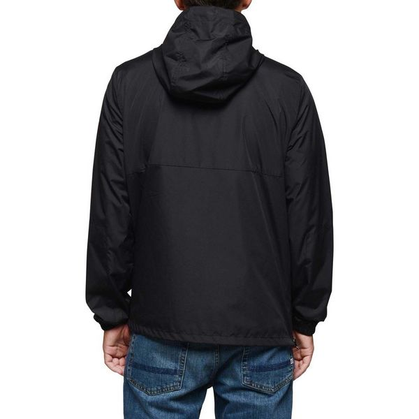 Element Travel Well Alder Pop Jacket - Black