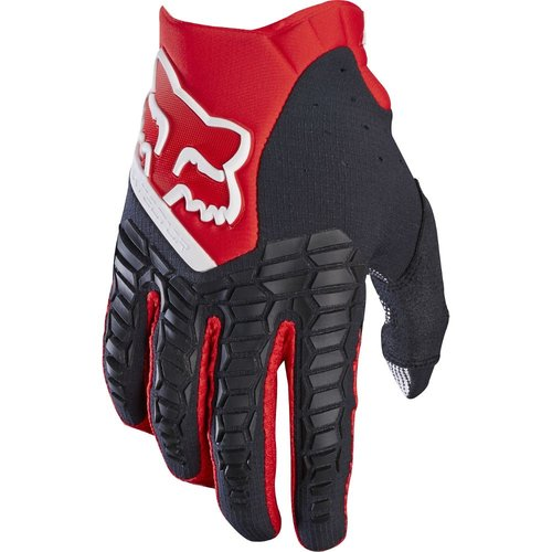 Fox Pawtector Glove - Red