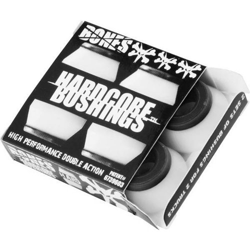Bones Bushings Hard Pack White