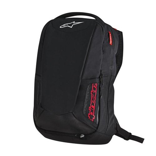 Alpinestars City Hunter Backpack - Black/Red
