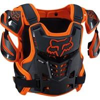 Fox Raptor Vest - Black/Orange