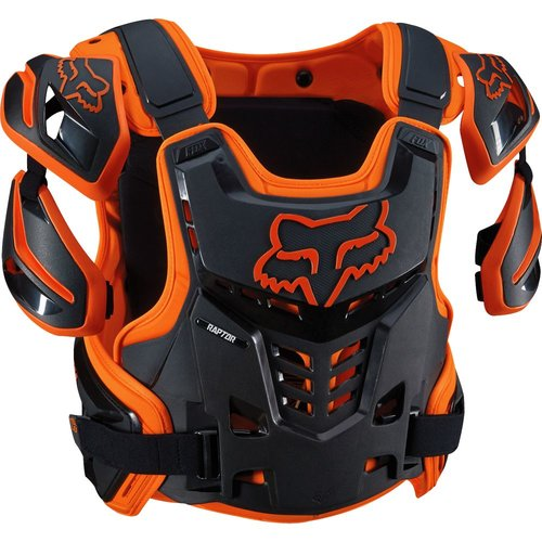 Fox Raptor Vest - Black/Orange