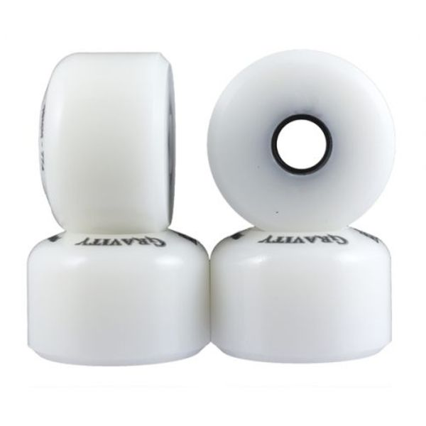 Gravity Drifters 70mm 77a - White
