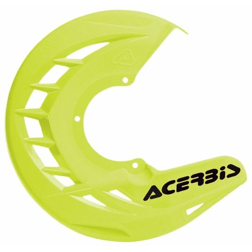 Acerbis X-Brake Disc Coves - Flo Yellow