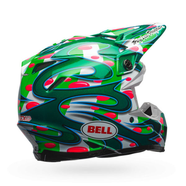 Bell® Moto-9 Flex McGrath Replica