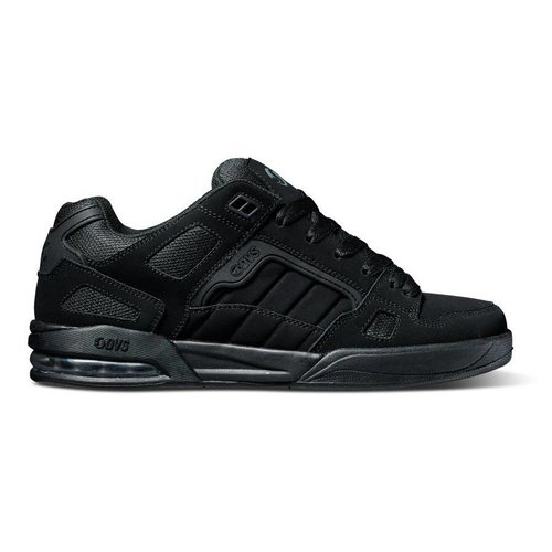 DVS® Drone X Anderson - Black Leather/Nubuck