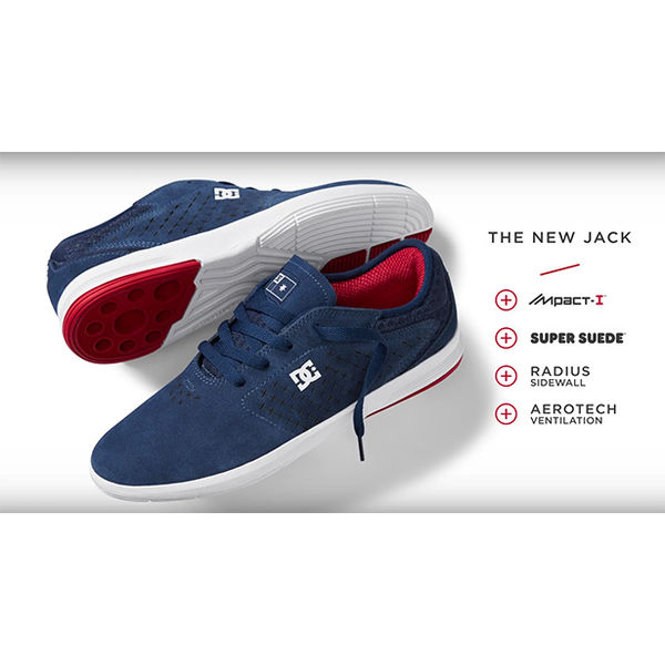 DC® New Jack S - Navy