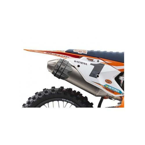 Acerbis Silencer Protection - Black