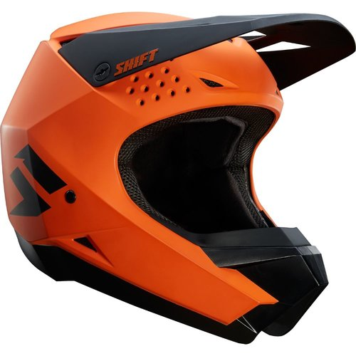 Shift Whit3 Label Helmet - Orange