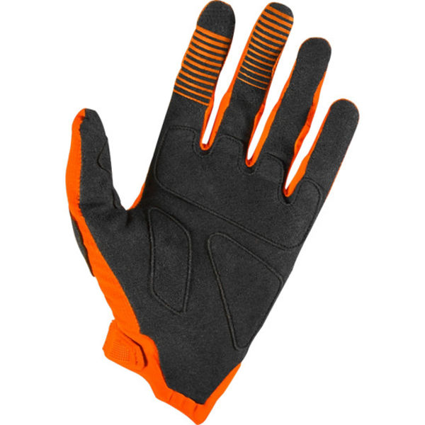 Fox Legion Glove - Orange