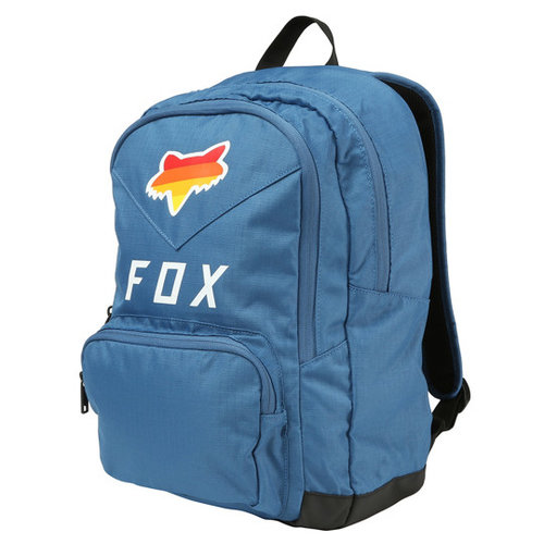 Fox Draftr Head Lockup Backpack - Dusty Blue