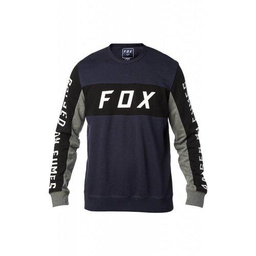 Fox Rhodes Crew Fleece - Midnight