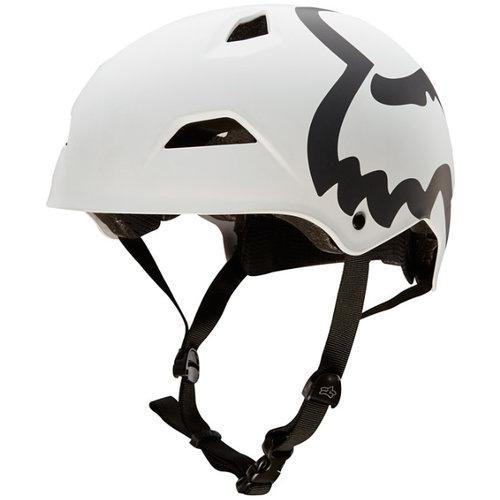 Fox Eyecon Hardshell Helmet - Matte White