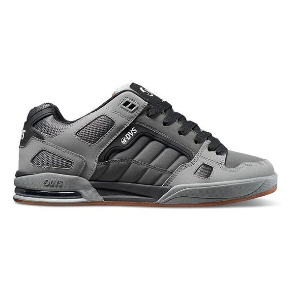 DVS® Drone - Charcoal/Grey/Leather