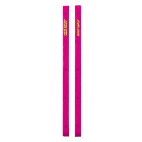 Santa Cruz Slimeline Rails - Pink