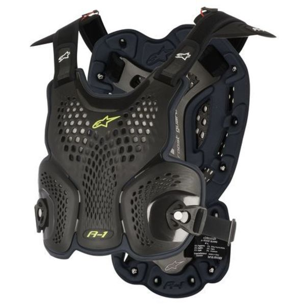 Alpinestars A-1 Roost Guard - Black anthracite