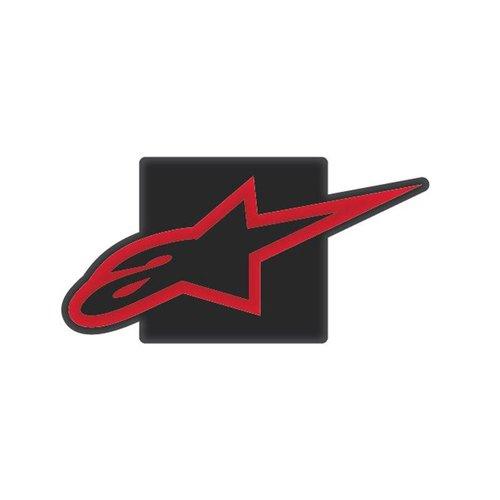 Alpinestars Mx Tow Hitch - Black/Red