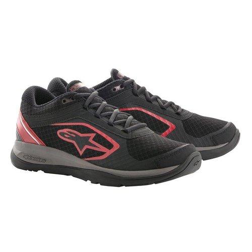Alpinestars Alloy Shoe - Black/Red