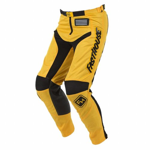 Fasthouse® Grindhouse Pant - Yellow