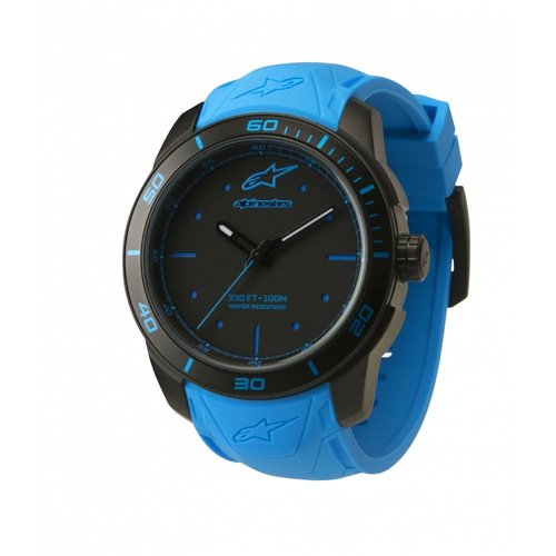 Alpinestars Tech Watch 3H - Black/Blue Strap