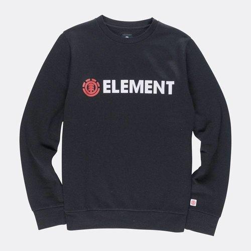 Element Blazin Crew Sweat - Flint Black