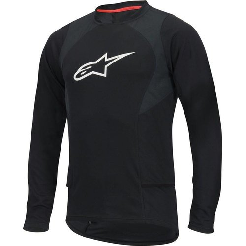 Alpinestars Drop 2 L/S Jersey - Black