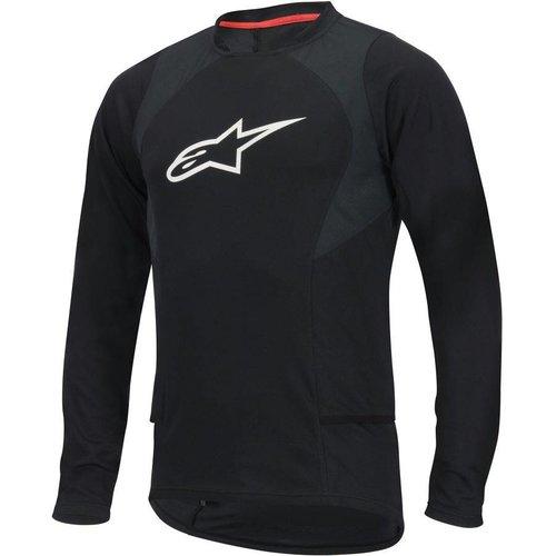 Alpinestars Drop 2 L/S Jersey - Black