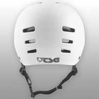 TSG Evolution Youth Solid - Injected White