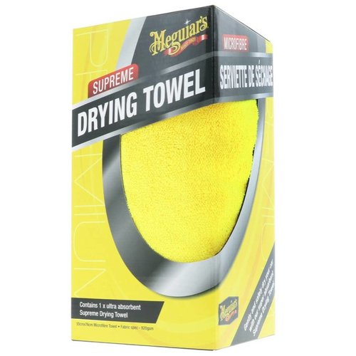Meguiar's® Supreme Drying Towell