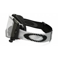 Oakley Airbrake™ Mx Goggle - Clear White