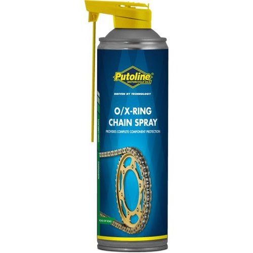 Putoline O/X Ring Chain Spray 500ml
