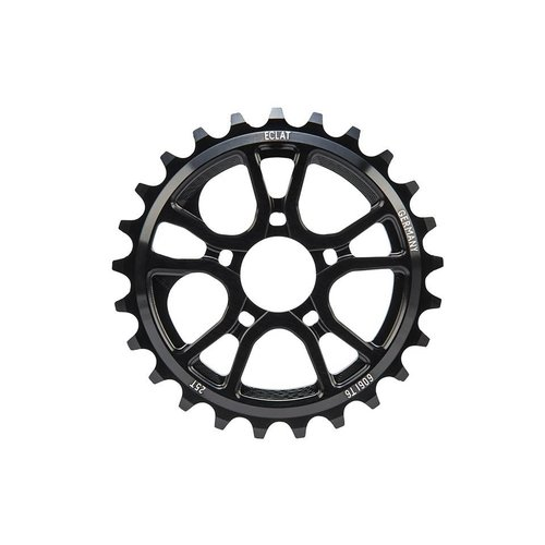 Éclat RS Sprocket - Black/Chrome