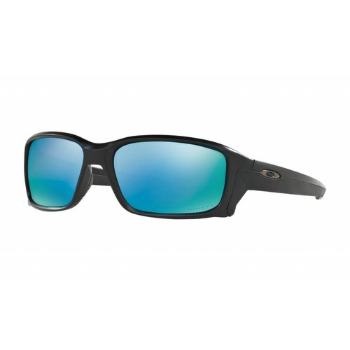 Oakley Straightlink - Prizm Deep Water Polarized/Matte Black