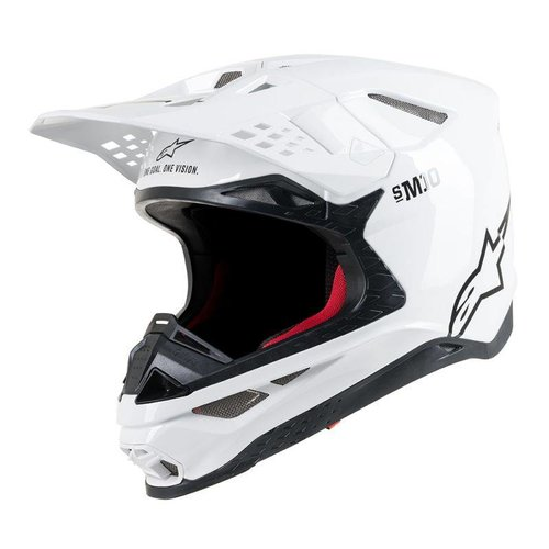 Alpinestars Supertech S-M10 - Solid White
