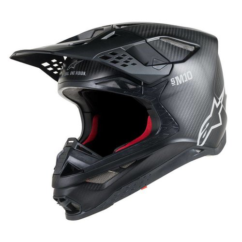 Alpinestars Supertech S-M10 - Solid Carbon