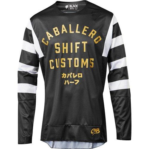 Shift 3lack Caballero X Lab Jersey - Black
