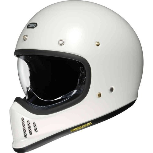 Shoei Ex-Zero - Off White