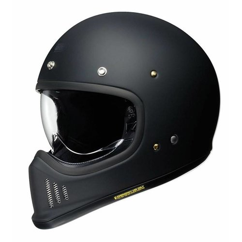 Shoei Ex-Zero - Matte Black