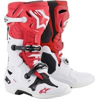 Alpinestars 2019 Tech 10 - Red/White/Black