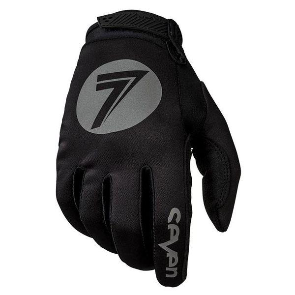 Seven® Zero Cold Weather Glove - Black